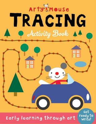 Arty Mouse Tracing by Joshua George