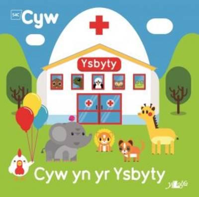 Cyw Yn Yr Ysbyty by Anni Llyn