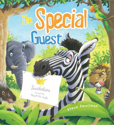 The Special Guest by Steve Smallman
