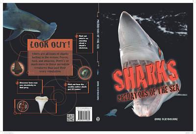 Sharks Predators of the Sea by Anna Claybourne