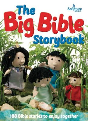 The Big Bible Storybook by Mark Carpenter Design Consultants