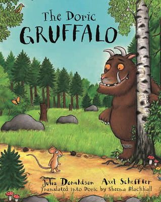 The Doric Gruffalo by Julia Donaldson