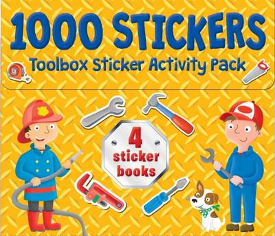 1000 Handy Toolbox Stickers by