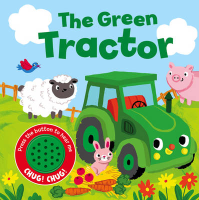 The Green Tractor by