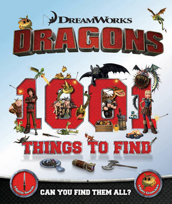 1001 Things to Find by