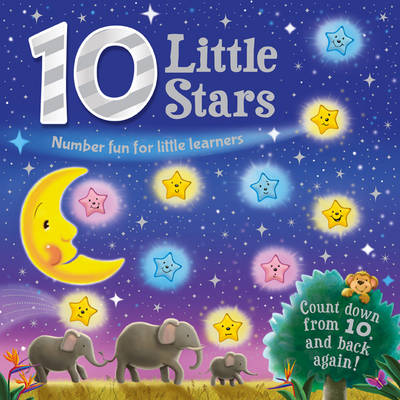 10 Little Stars by