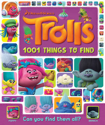 1001 Troll Things to Find by