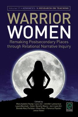 Warrior Women Remaking Postsecondary Places Through Relational Narrative Inquiry by Mary Isabelle Young