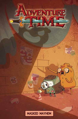Adventure Time OGN by Kate Leth