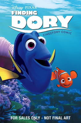 Disney Pixar Finding Dory Cinestory Comic by Disney Pixar