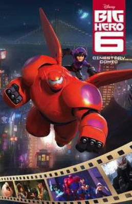Disney Big Hero 6 Cinestory Comic by Disney