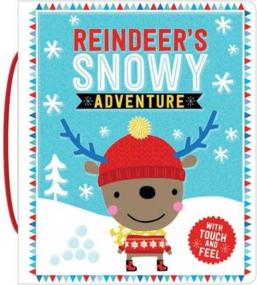 Reindeer's Snowy Adventure by Hayley Down