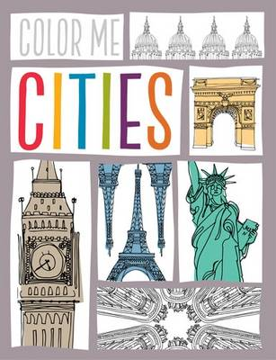 Colour Me Cities by