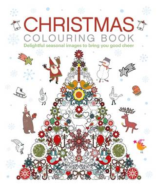 Christmas Colouring Book by Arcturus Publishing