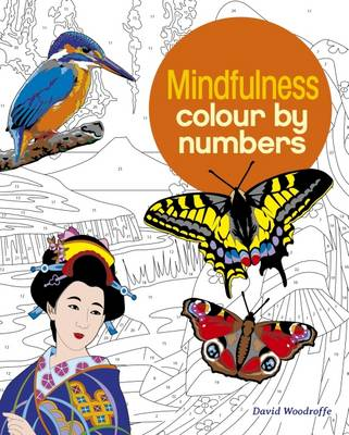 Colour by Number Mindfulness by Arcturus Publishing