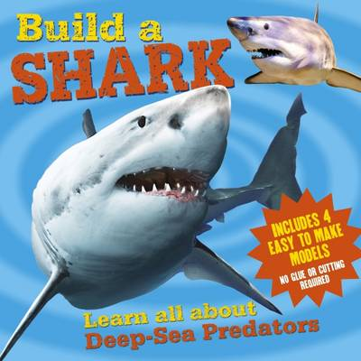 Build a Shark by Arcturus Publishing