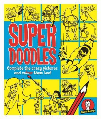 Super Doodles by Lisa Regan, Beccy Blake