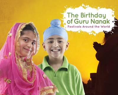 The Birthday of Guru Nanak by Grace Jones