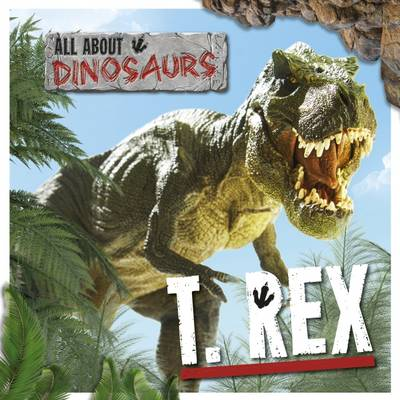 T-Rex by Amy Allatson