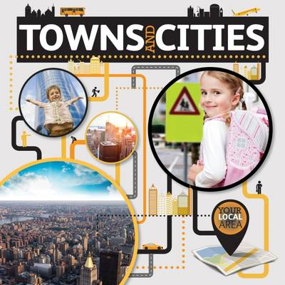 Towns & Cities by Jo Brundle