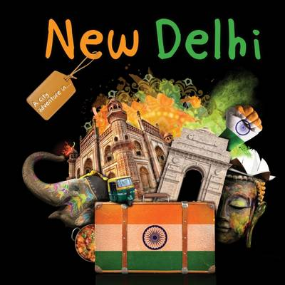 New Delhi by Amy Allatson