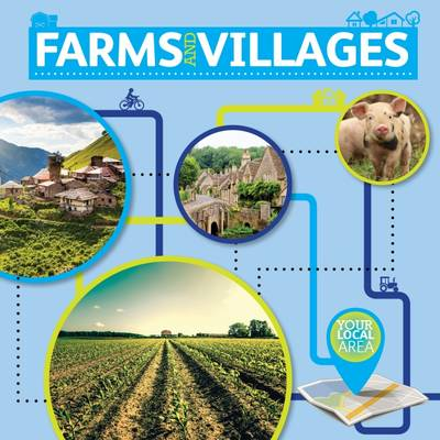 Farms and Villages by Jo Brundle