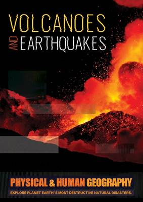 Volcanoes & Earthquakes by Jo Brundle