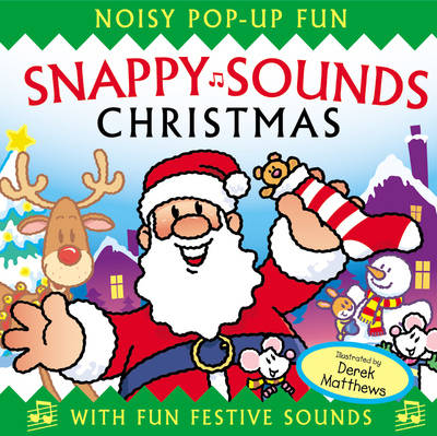 Snappy Sounds Christmas by Derek Matthews