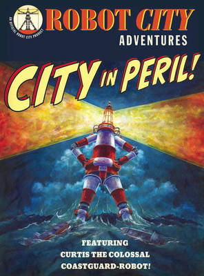 City in Peril by Paul Collicutt