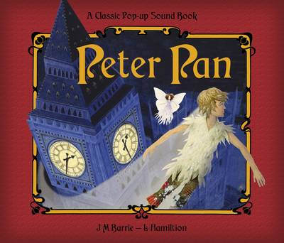 Peter Pan Sound Book by Libby Hamilton