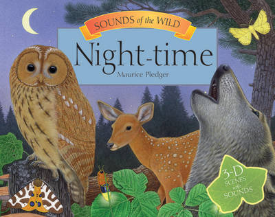 Sounds of the Wild - Night-Time by Maurice Pledger, Valerie Davies, A. J. Wood