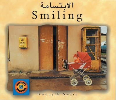 Smiling (Arabic-English) by Gwenyth Swain