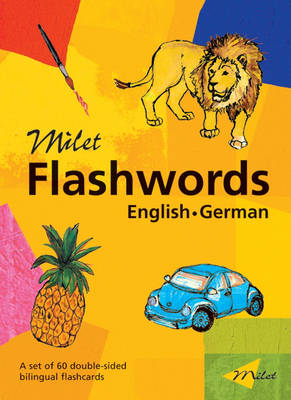 Milet Flashwords (German-English) German-English by Sedat Turhan, Sally Hagin