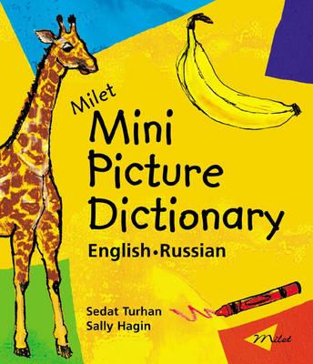 Milet Mini Picture Dictionary (Russian-English) English-Russian by Sedat Turhan, Sally Hagin