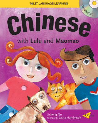 Chinese with Lulu and Maomao by Licheng Gu