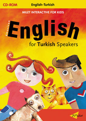Milet Interactive for Kids - English for Turkish Speakers by Milet Publishing