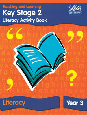 KS2 Literacy Activity Book: Year 3 by