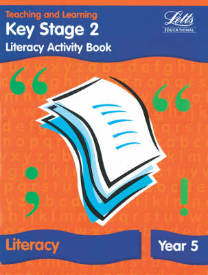 KS2 Literacy Activity Book: Year 5 Literacy Textbook - Year 5 by
