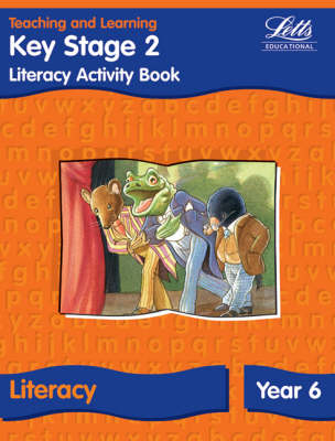 KS2 Literacy Activity Book: Year 6 Literacy Textbook - Year 6 by