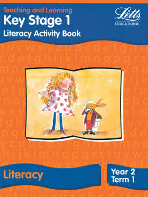 Key Stage 1 Literacy: Year 2, Term 1 Literacy Book - Year 2, Term 1 Activity Book by