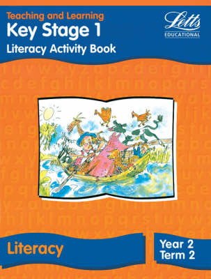 Key Stage 1 Literacy: Year 2, Term 2 Activity Book by