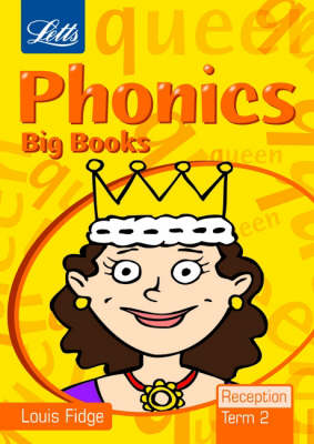 Phonics Big Book Reception Term 2 by