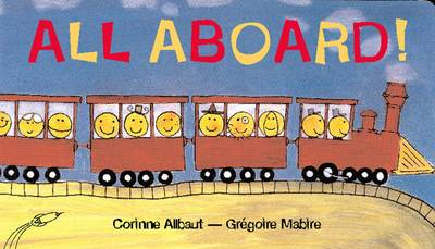 All Aboard by Corrine Albout, Gregoire Mabire