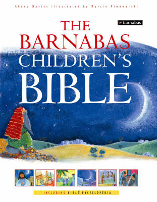 The Barnabas Childrens' Bible by Rhona Davies