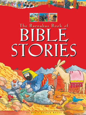 The Barnabas Book of Bible Stories by Su Box