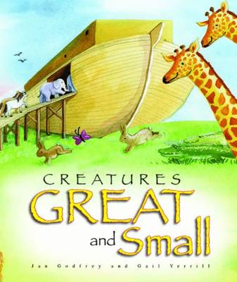 Creatures Great and Small by Jan Godfrey