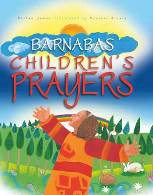 Barnabas Children's Prayers by Bethan James