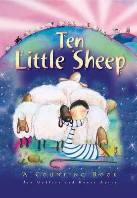Ten Little Sheep A Counting Book by Jan Godfrey