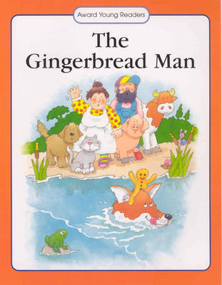 The Gingerbread Man by Anna Award