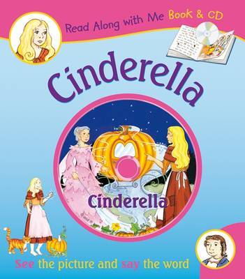Cinderella by Award Publications Limited